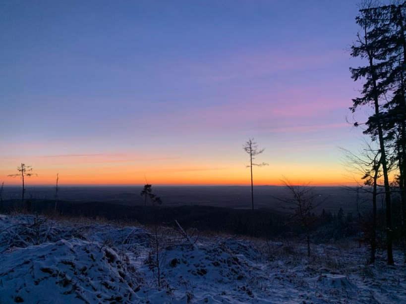 wschód fenomen poranka