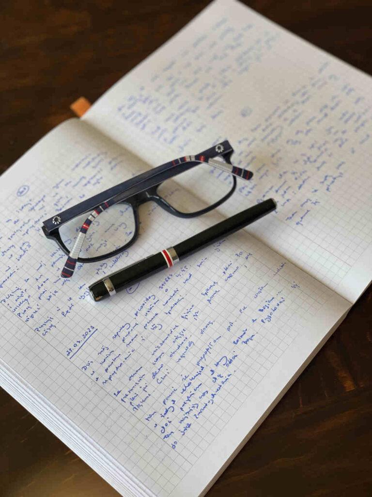 Savers pisanie